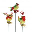 Kunststoff Vogel